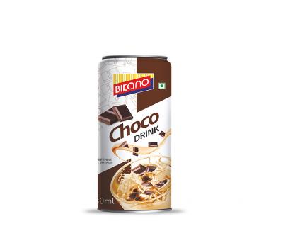 """Индийский безалкогольный шоколадный напиток """"Чоко"""" , Bikano 180мл ж/б"""