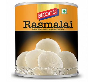 Творожные шарики в сахарном сиропе Расмалай (Rasmalai), Bikano 1 кг
