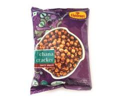 Сухая Закуска Чана Крекер (Chana Cracker), Haldiram's 150 г