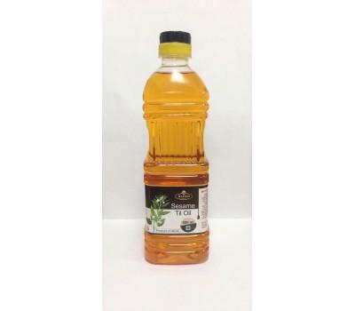 Кунжутное масло нерафинированное, Нагеш 500 мл
