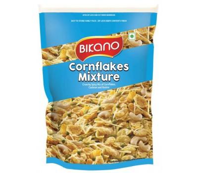 Кукурузные хлопья с кешью и изюмом CORNFLAKES MIXTURE, Bikano 200 г