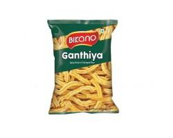 Закуска индийская из нутовой муки GANTHIYA, Bikano 200г