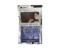 Маска против выпадения волос с черным тмином, Lady Henna 100г