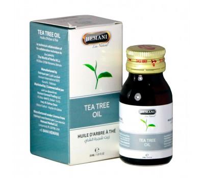 Масла Чайного Дерева (Tea Tree Oil), Hemani 30мл