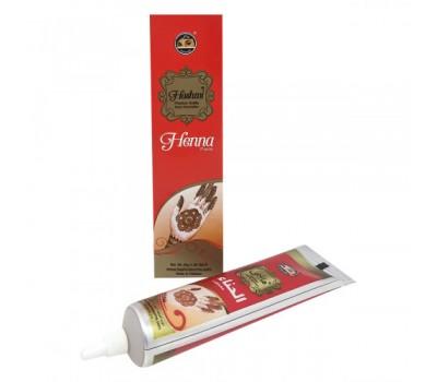 ПАСТА ИЗ ХНЫ ДЛЯ БИОТАТУ (мехенди) Henna Paste, Hashmi 30 г