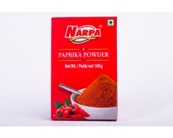 Паприка (Paprika powder), Narpa, 100г