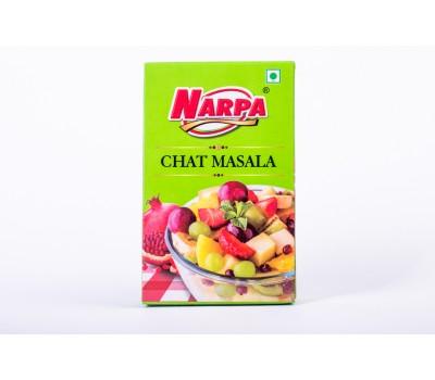 """Приправа для салатов. Смесь специй Чат масала""""Chat masala"""", NARPA 50г"""