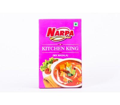Смесь специй Королевская Приправа (Kitchen King), NARPA 50г