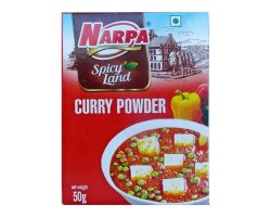 Карри Curry powder, Narpa 50г