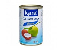 Кокосовое молоко в жестяной банке, Kara 400 мл, Индонезия