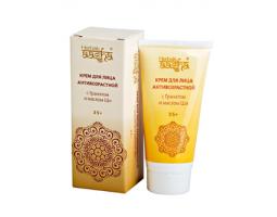 Крем для лица Антивозрастной 35+ с Гранатом и маслом Ши  30 г, Aasha Herbals