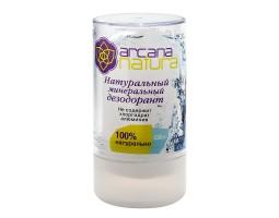 Натуральный минеральный дезодорант, Arcana Natura 120 г