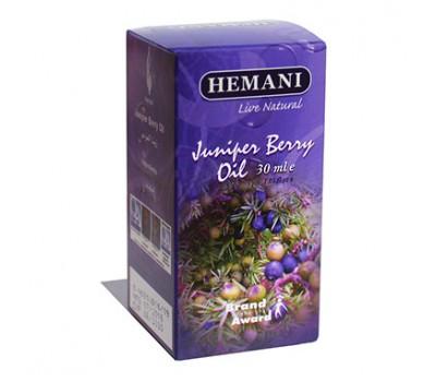 Масло Можжевельника, Juniper Berry oil 30 мл, HEMANI