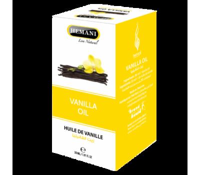 Масло Ванили, Vanilla oil 30 мл, HEMANI