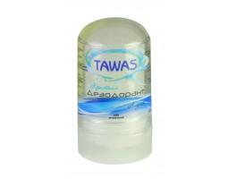 Натуральный минеральный дезодорант Tawas, 60 г