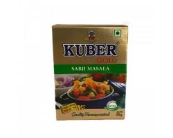"Приправа для Овощей ""Sabji masala"" Kuber 50 г."