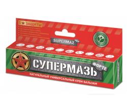 СУПЕРМАЗЬ ФОРТЕ - универсальный крем бальзам, 44 мл