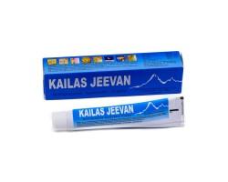 Универсальная мазь-бальзам Каилаш Дживан для наружного и внутреннего применения, Kailas Jeevan  20 г