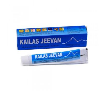 Универсальная мазь-бальзам Каилаш Дживан для наружного и внутреннего применения (Kailas Jeevan) , 20 г