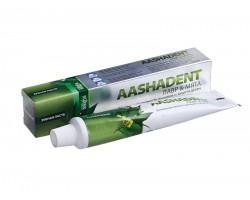 Зубная паста AASHADENT Лавр & Мята 100 г.