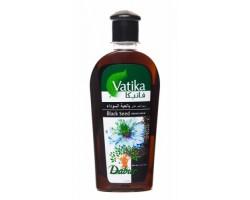 Масло  для волос обогащенное экстрактом Черного тмина (Black Seed) Vatika 200 мл