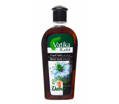 Масло для волос обогащенное экстрактом Черного тмина (Black Seed), Vatika 200 мл