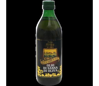 Масло оливковое рафинированное с добавлением нерафинированного «Fabio Ferelli» 1л