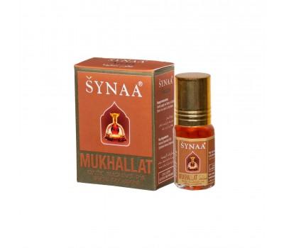 Масляные духи  Mukhallat (Мухаллат) , Synaa 3 мл