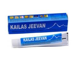 Универсальная мазь-бальзам Каилаш Дживан для наружного и внутреннего применения, Kailas Jeevan 12г