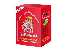 Чай Махараджа Гранулированный CTC, 250 г