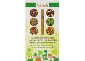 """Сигареты """"Нирдош"""" травяные без табака и никотина с фильтром, 10 шт Nirdosh"""