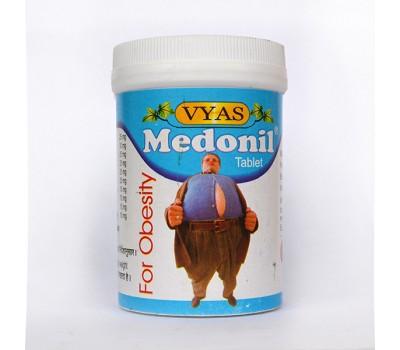 Медонил, для похудения, Medonil tablet, Vyas 100 таб