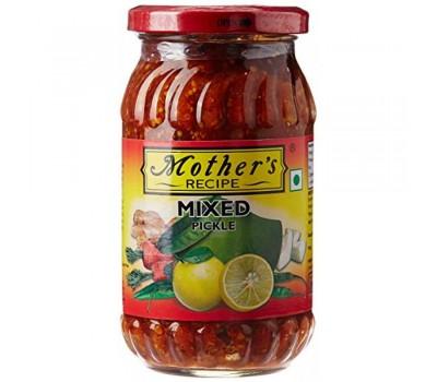 Пикуль со смесью овощей, Pickle Mixed, Mother`s Recipe, 400 г