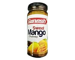 Пикуль Чатни сладкий манго (Sweet Mango Chutney), GANESH 300 г