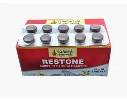 Рестоне Restone для женского здоровья, Maharishi Ayurveda 10*10 таб