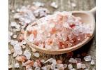 Гималайская кристаллическая розовая соль