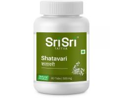 Шатавари Shatavari Шри Шри , 60 таб Sri Sri