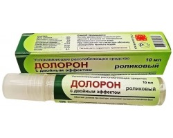 """Долорон """"Успокаивающее и расслабляющее средство с двойным эффектом"""" Роликовый (Doloron) 10 мл"""