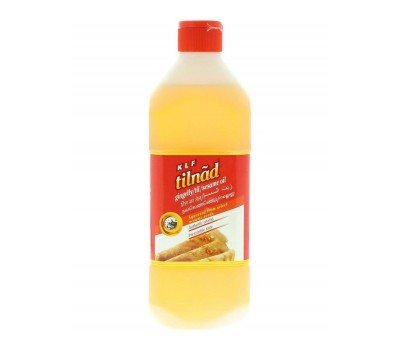 Кунжутное масло Tilnad Sesame Oil, KLF Nirmal, 500 мл.