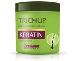 Trichup Маска для волос с Кератином (Keratin), 500мл