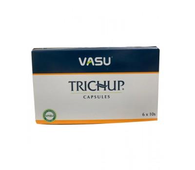 """Для роста и укрепления волос  """"Тричуп""""  6x10 капсул Trichup, Vasu"""