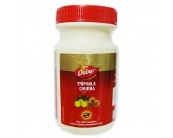 Трифала чурна порошок (Tiphala Churna) Dabur 120 гр