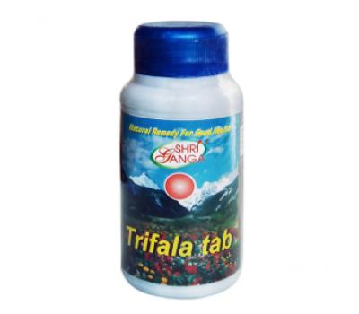 Трифала Tab, Shri Ganga 200 таб