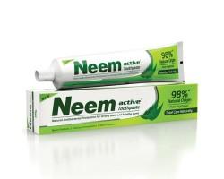 Зубная паста Neem Active Ним 98%, 100 г + 25 г Jyothy Laboratories ltd